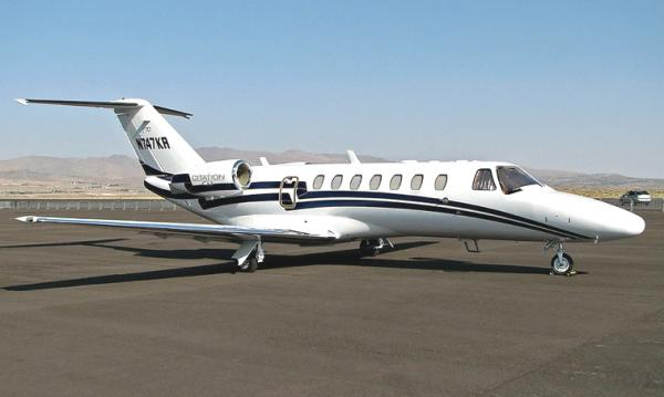 The CJ3 is the sixth generation of the popular Citation Jet series, a class of private jets designed to be economical and high-performing. They aren't the most luxurious private jets available, but they may be the most popular. Business travelers like the idea of a private jet that understands bottom-line thinking, without sacrificing performance or reliability. How does Cessna manage to create private jets with competitive capabilities and still keep costs down? Simplicity. The jets of the Citation series