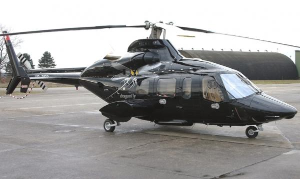 This twin-engine VVIP helicopter is the epitome of luxury helicopter travel. With a large, quiet cabin with room for six, spacious leather seating and an in-flight entertainment system, you can travel in complete comfort and style. This is an IFR (Instrument Flight Rules) rated aircraft, giving you more flexibility during poor weather conditions.